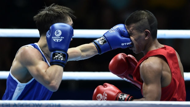 how to become an amateur boxer